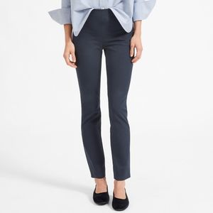 Everlane Side Zip Work Pants Split Ankle Size 6